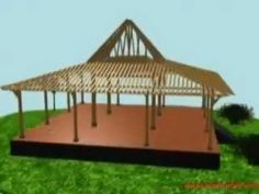 How To Make Joglo House Construction Design
