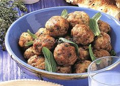 Görög húsgombóc | Receptek