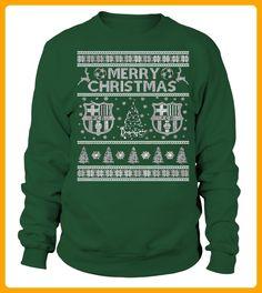 Ugly Christmas sweater for Barcelona fan - Fan shirts (*Partner-Link)