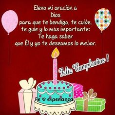 10 Birthday Wishes In Spanish Birthdays happy birthday in spanish Spanish Birthday Wishes, Happy Birthday Notes, Happy Birthday Pictures, Birthday Party For Teens, Happy Birthday Greetings, Birthday Messages, 10th Birthday, Birthday Quotes, Happy Birthday Christian Quotes