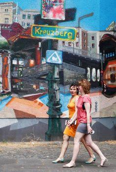 Kreuzberg More information on #Berlin: visitBerlin.com
