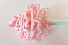 Fotopostup na efektné kvety z papiera, Tvorenie z papiera, fotopostup - Artmama.sk Icing, Jar, Glass, Jars