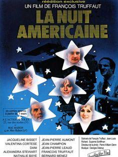 Redécouvrez la bande-annonce du film La Nuit américaine ponctuée des secrets de tournage et d'anecdotes sur celui-ci. ☞ La Nuit américaine est un film fran