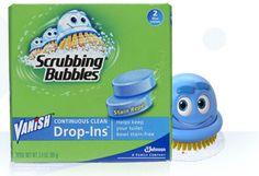 Scrubbing Bubbles Toilet Drop-Ins Just $1.31 At Walmart!
