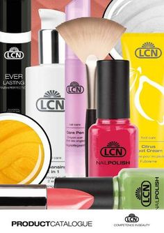 LCN Professional Catalog 2016  Welcome to the world of LCN Professional Products – more than 3,000 products by professionals for professionals.  Millions of customers worldwide value the high quality standard and reliability of LCN products.   More than 30 years of continuous research and innovation have contributed to this.  Enjoy!