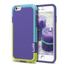 LOHI iPhone 6S Plus Case- Purple
