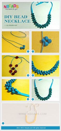 nice DIY Bijoux - DIY Bead Necklace – Nbeads