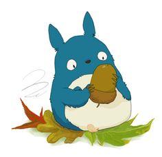 Totoro Hayao Miyazaki