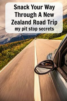 Snack Your Way Through A New Zealand Road Trip - my pit stop secrets. Follow my road trip through New Zealand's north island. Click to learn more or pin for later. Ann K Addley travel blog
