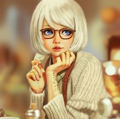 Kyoko Okitegami by YellowLemonCat.deviantart.com on @DeviantArt