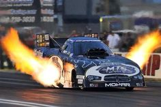 Fast Jack Beckman. Driver of MTS, Valvaline, Schumacher Battery and Aaron's Funny Car