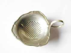 french tea strainer (or similar pretty tea stuff)