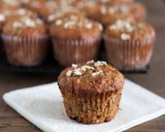banana quinoa oatmeal muffins Tried - use again. Options to try: chocolate chips, nuts, Splenda Banana Quinoa Muffins, Quinoa Oatmeal, Quinoa Pancakes, Oatmeal Muffins, Breakfast Pancakes, Freeze, Muffin Bread, Baked Goods, Food Processor Recipes