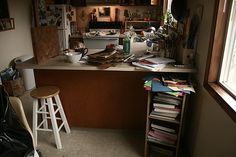 messylife Desk, Kitchen, House, Furniture, Home Decor, Desktop, Cooking, Decoration Home, Home