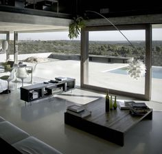 Pitch's House in Madrid - Inaqui Carnicero architect