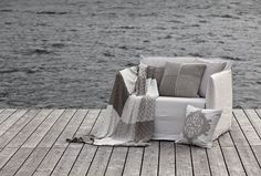 mdl_welcome-home_12_print Outdoor Sofa, Outdoor Furniture, Outdoor Decor, Welcome Home, Home Decor, Home Accessories, Things To Do, Textiles, Homes