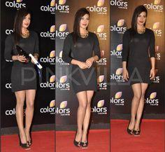 Get hot look of Priyanka Chopra at colors international advertGet This Look