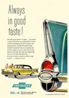 Chevy, 1957