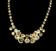 Gorgeous Eisenberg Necklace by Vintageimagine on Etsy, $148.00