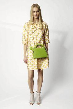 Moschino Cheap & Chic Resort 2014 - Slideshow - Runway, Fashion Week, Reviews and Slideshows - WWD.com