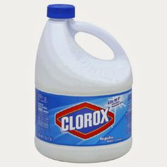 Can I Use Clorox Bleach in my Pool? Cleaning Hacks, Cleaning Supplies, Cleaning Solutions, Bleach Bottle, Clorox Bleach, Pool Care, Drink Containers, Septic System, Household Chores