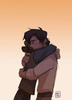 Jyn and Cassian....heartbreaking *sobbing inside*