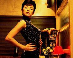 directed by Wong Kar Wai, starring Zhang Ziyi Critique Film, New York Times Arts, Maggie Cheung, Zhang Ziyi, Chinese Actress, Cheongsam, Film Stills, Movie Stars, Asian Girl