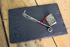 4 x Welsh slate placemats Slate coasters, Slate, Coaster