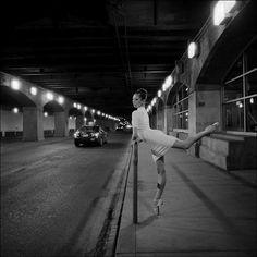 The Ballerina Project by photographer Dane Shitagi
