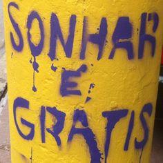 Streetart @ vila madalena sp brazil