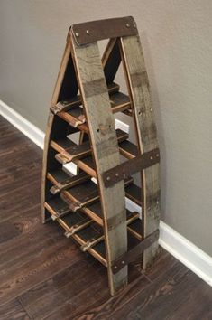 Cool 49 Awesome Diy Wine Barrel Projects Ideas That You Need To Have Barrel Bar, Barrel Table, Bourbon Barrel, Wine Barrel Crafts, Whiskey Barrel Furniture, Barris, Barrel Projects, Wine Decor, Bottle Holders