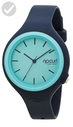 94858276939 Rip Curl Women s A2696G - SLT AURORA - SLATE Analog Display Quartz Blue  Watch - All