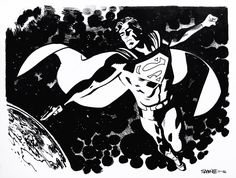 Awesome Art Picks: Jean Grey, Nightwing, Supergirl, and More - Comic Vine Comic Book Artists, Comic Artist, Comic Books Art, Superman Comic Books, Batman And Superman, Superman Stuff, Superman Family, Star Wars Poster, Star Wars Art