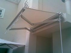 Toldos Residenciais, cortina rolos