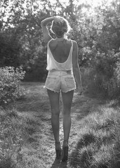 La fille en short ♡