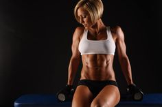 Resultado de imagen para musculos en mujeres