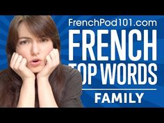 Learn The Top 10 Must Know Math Words in French 1st Grade Math, Grade 1, Math Words, Language Lessons, French Words, Word Families, Learn French, You Youtube, How To Find Out