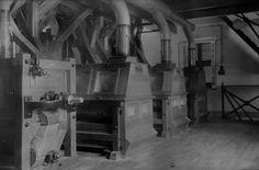 Il Molino Moisello resta oggi uno dei pochi molini presenti nella provincia di Genova ancora attivi.