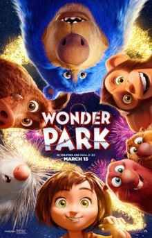 Wonder Park is a 2019 computer animated adventure film produced by Paramount Animation and Nickelodeon Movies, with Iion Animation Studios handling animation Ip Man, Rami Malek, Robert Downey Jr, Top Movies, Movies To Watch, Captain Marvel, Zachary Levi, Creative Girl Names, Gotham