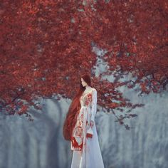 Oleg Oprisco is a brilliantly talented photographer from Lviv, Ukraine, who creates stunning surreal images of elegant women in fairy-tale o...