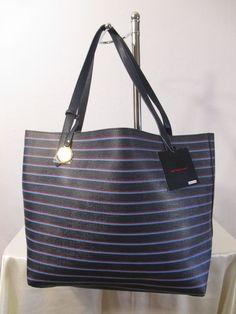 Tommy Hilfiger Handbag Reversible Tote Style 6932952 Retail $118.00 Worldwide #TommyHilfiger #ReversibleTote