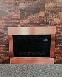 Custom Surround | Brushed Copper Overlay