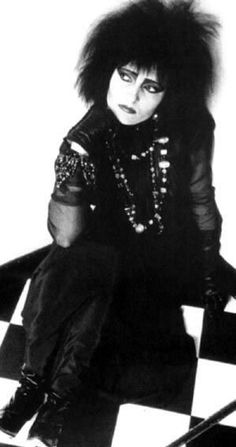 Siouxie Sioux ~80'S Icon~