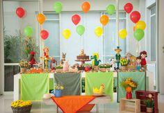 30 ideias para uma festa inspirada no Sítio do Pica-Pau Amarelo!