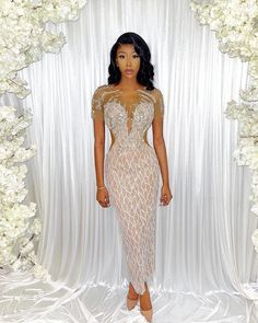 Black Girls, Black Women, Lace Dress Styles, Turning 30, She Was Beautiful, Prom Dresses, Formal Dresses, Fashion Dresses, Couture