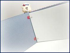 Livro de Mensagens em scrapbook com 25 folhas brancas 180g com argolas.    Pode ser feito com menino marinheiro ou pirata.    Tamanho:20x20    No Bazar todos os produtos são personalizados, sendo assim, os produtos à venda são modelos para que você escolha e faça do seu jeito. Todo o material uti...