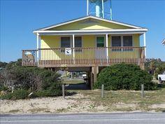 Cottage vacation rental in Oak Island from VRBO.com! #vacation #rental #travel #vrbo