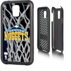 Denver Nuggets Net Design Samsung Galaxy S5 Rugged Case by Keyscaper