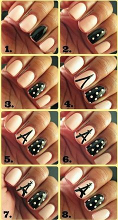 Chic Nail Tutorial forthe Week