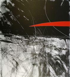 Michael Honnor lithograph